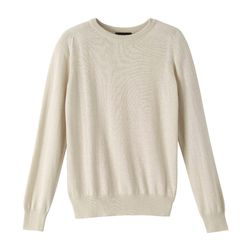 Alpaca crew neck sweater, $55 (was $265)