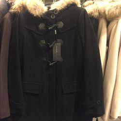 Andrew Marc coat, $129