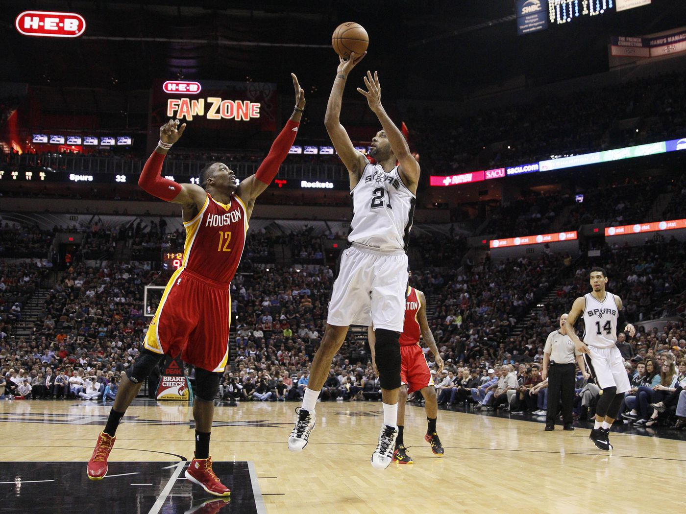 The best plays from the Spurs win over the Rockets - Pounding The Rock 2f8116016