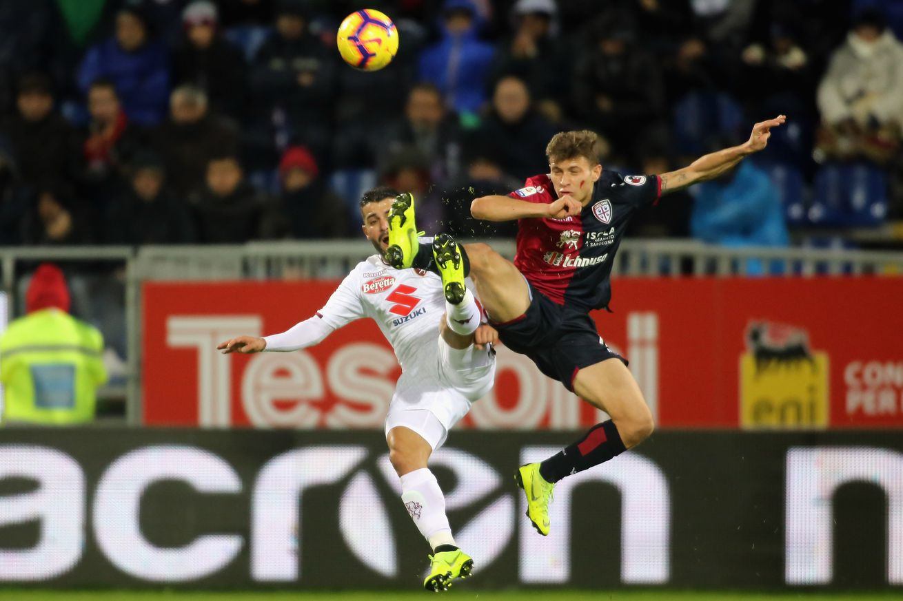 Is Nicolo Barella a solid target for Inter Milan""