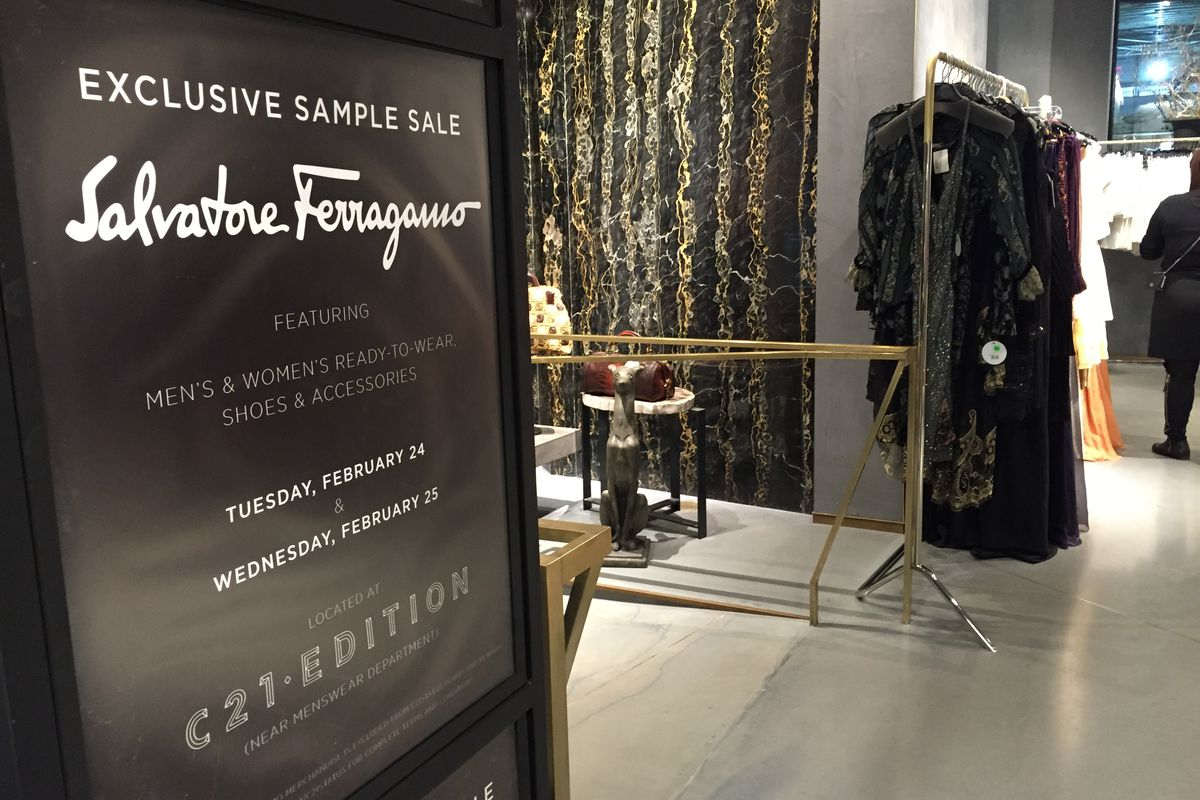 Update: Expect Shoes and Handbags to Go Fast at the Ferragamo ...
