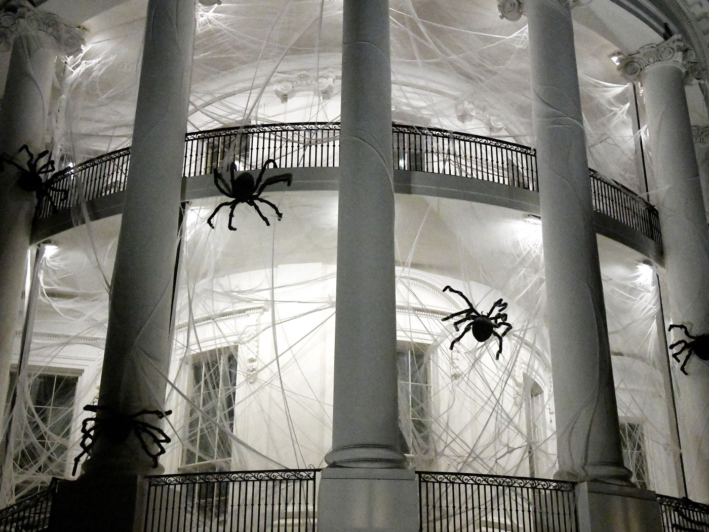 Halloween at the white house 2017