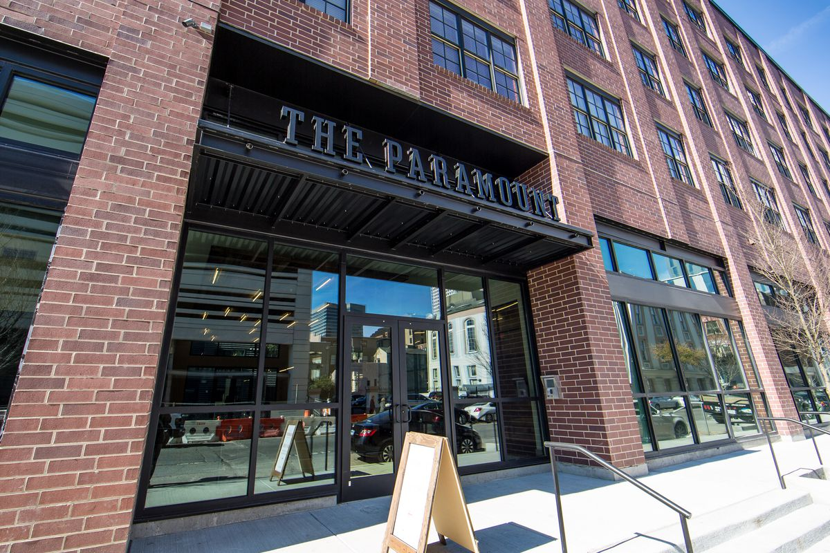 The Paramount, home of Willa Jean, Company Burger and more