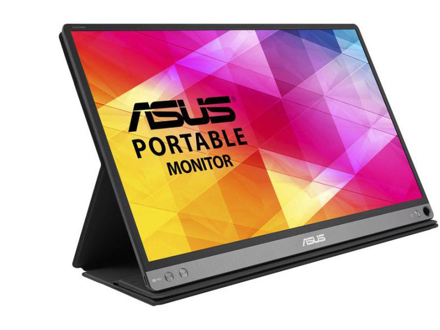 The Asus Zenscreen Is The Best Looking Portable Usb C Monitor The