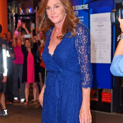 """June 30: Caitlyn leaves the Broadway play """"An American In Paris."""""""