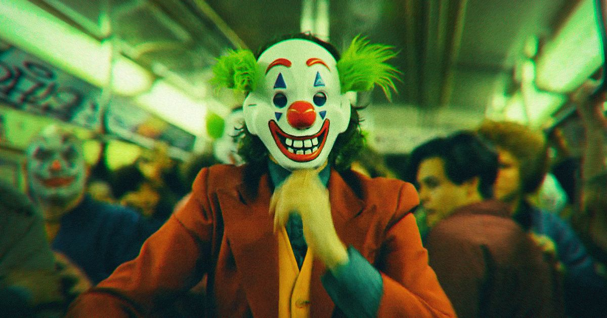 How Joker became an unlikely icon of anarchy