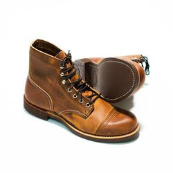 Red Wing - Iron Ranger Boot no. 8115 ($290)
