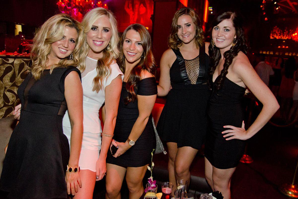 World's Largest Bachelorette Party