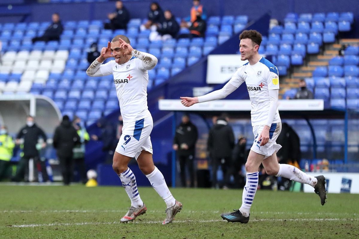 Tranmere Rovers v Port Vale - Sky Bet League Two