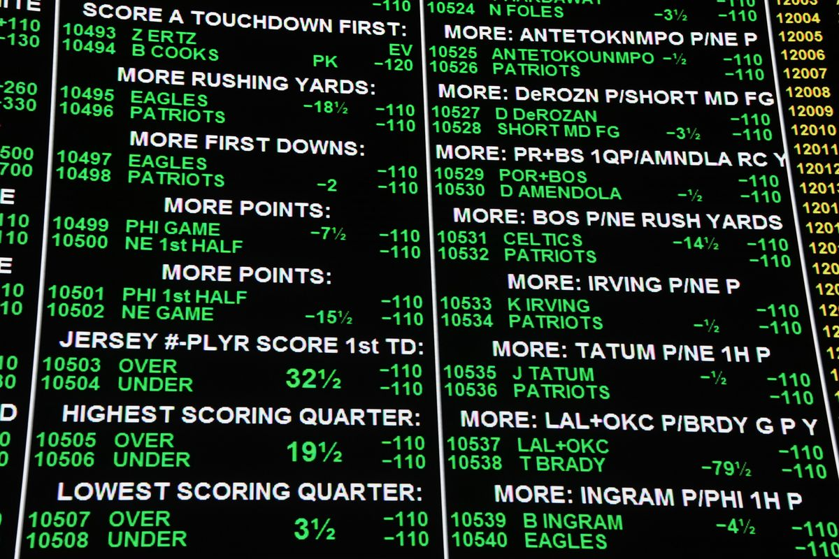 nba sports betting information
