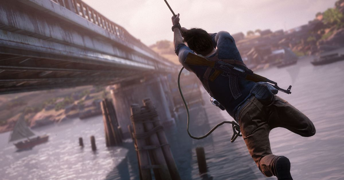 The exhausting, 12-year saga of Hollywood's Uncharted movie