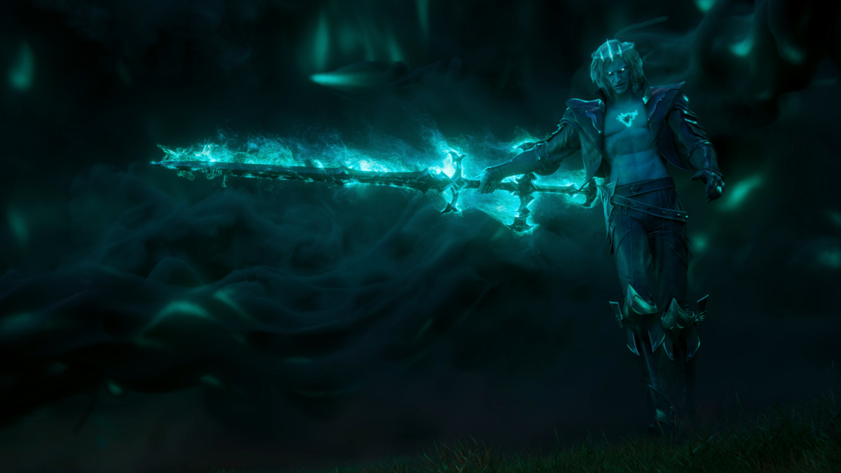 The Ruined King, Viego, from League of Legends' Ruination cinematic