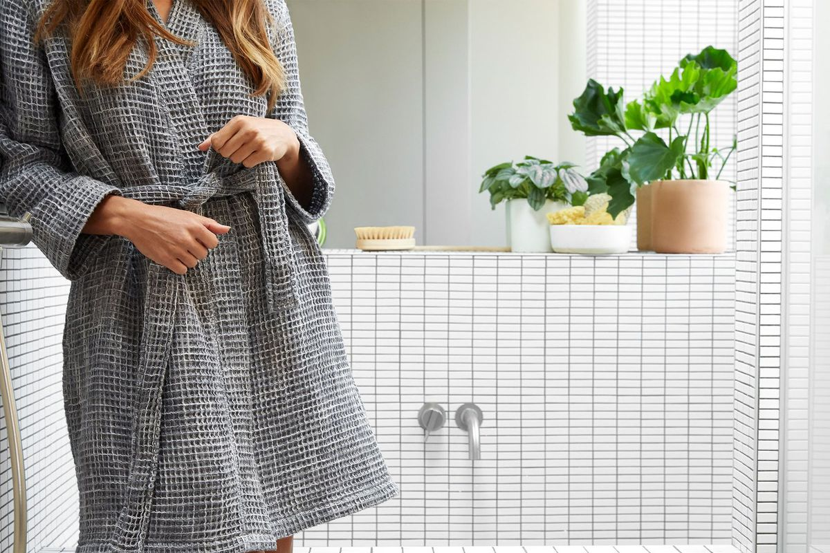 b4181f71fa The Waffle Robe That Should Be Your New Home Uniform - Racked