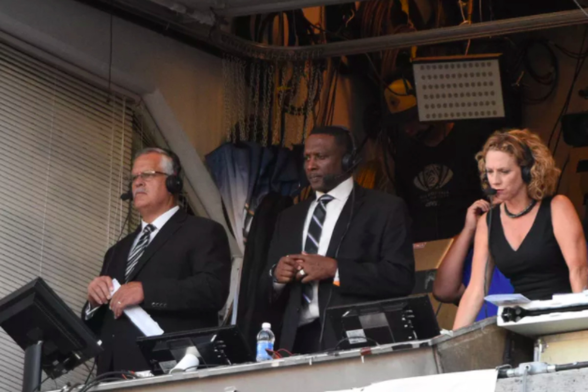 Announcer Will Make History At Monday Night's Football Game