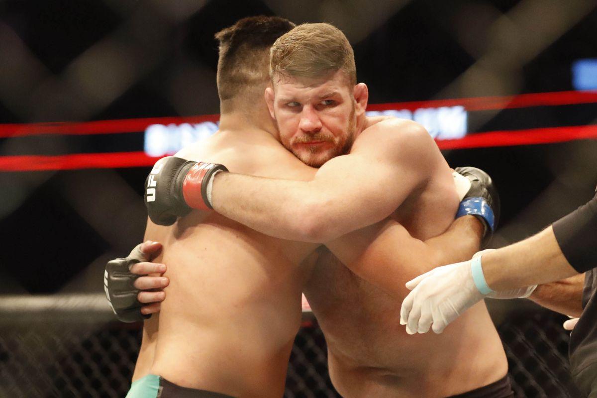 MMA: UFC Fight Night-Bisping vs Gastelum