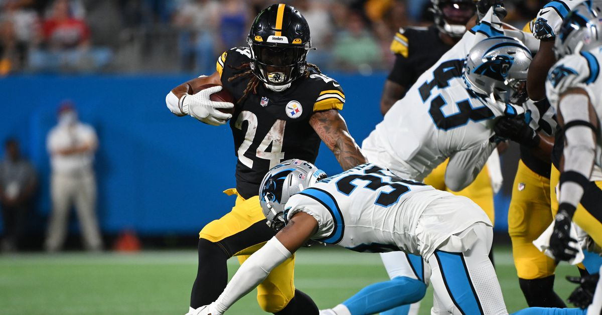 Knee Jerk Reactions to the Steelers 34-9 loss to the Panthers - Behind the Steel Curtain