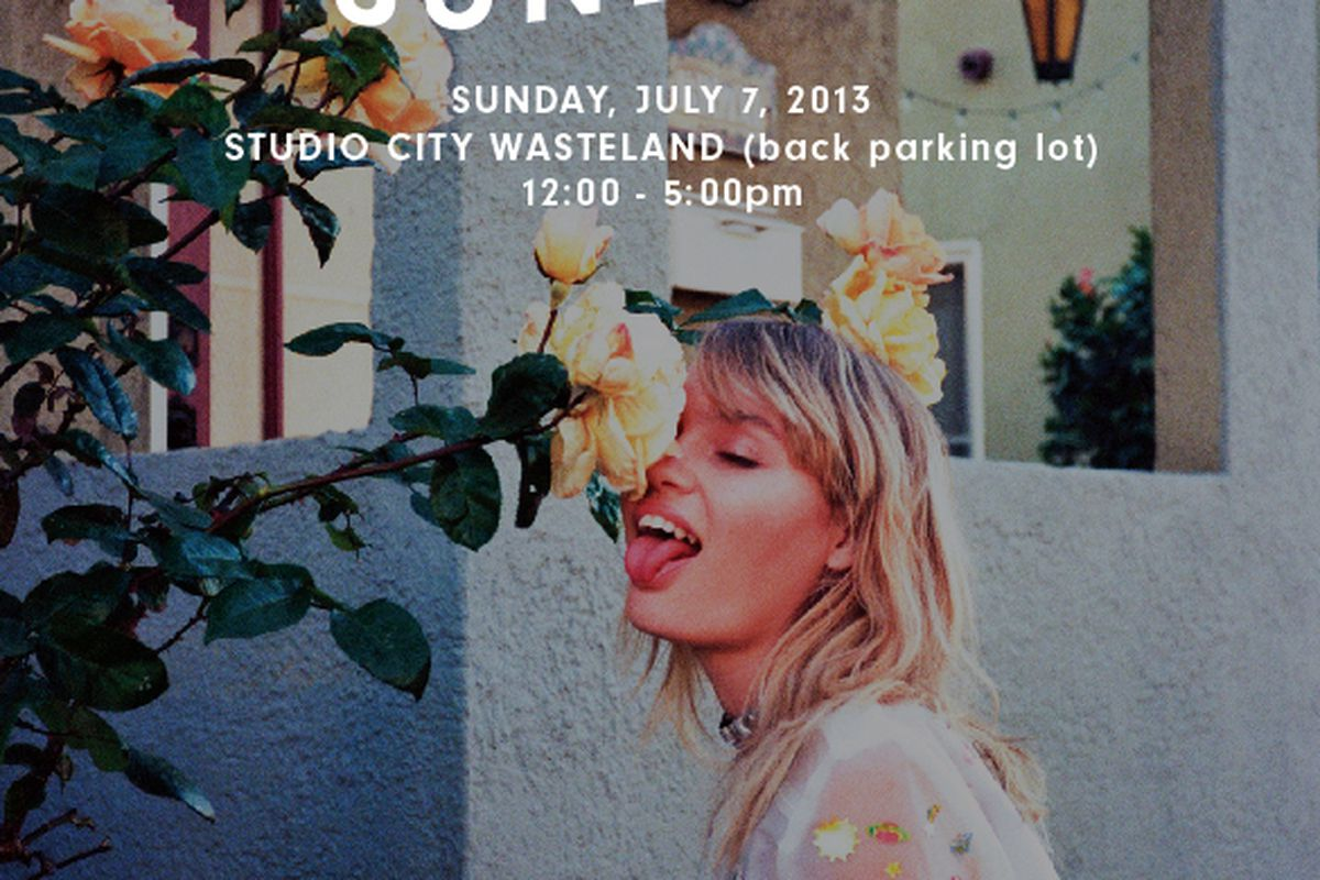 Flyer via Wasteland