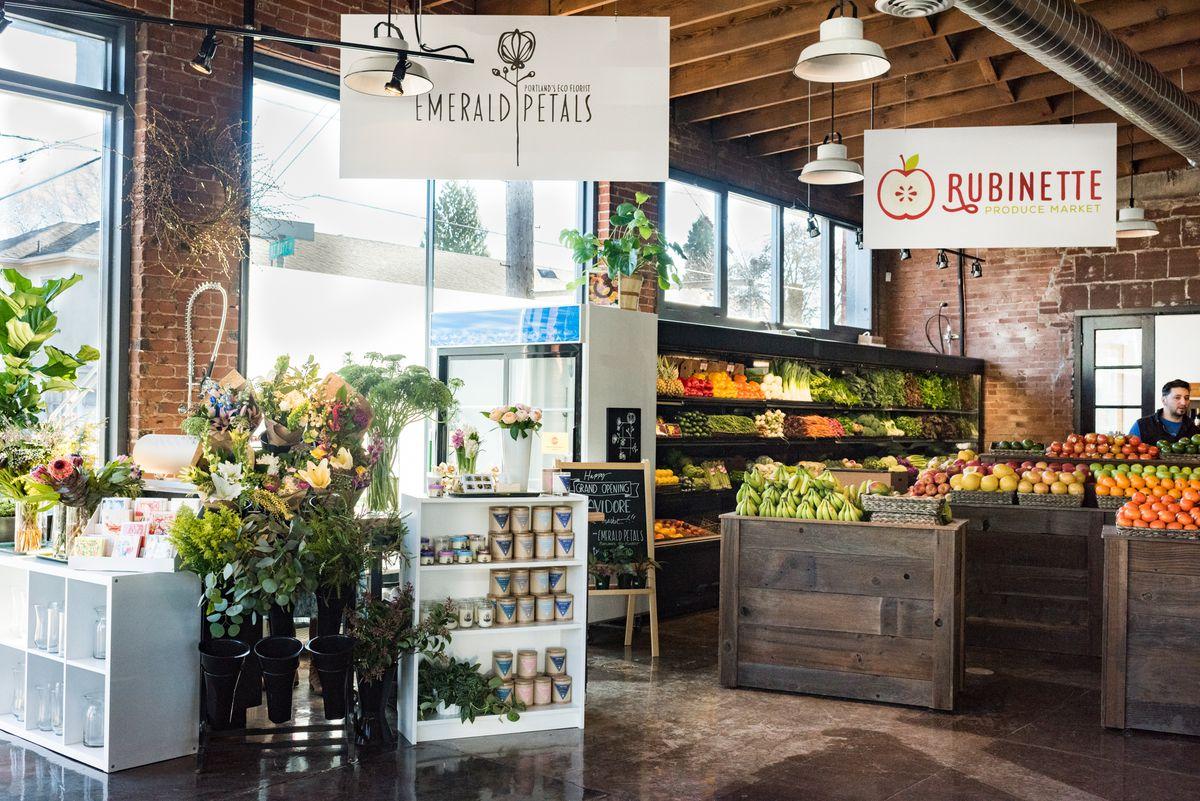 Pastawork's Providore Fine Foods Opens on NE Sandy Tomorrow, Interior Revealed