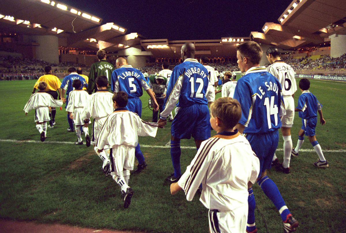 Soccer - UEFA Super Cup - Chelsea v Real Madrid - Monaco
