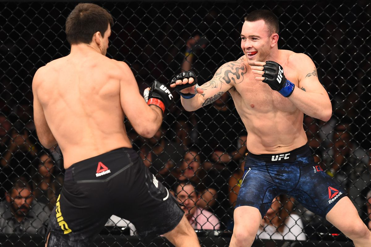 UFC Fight Night: Maia v Covington