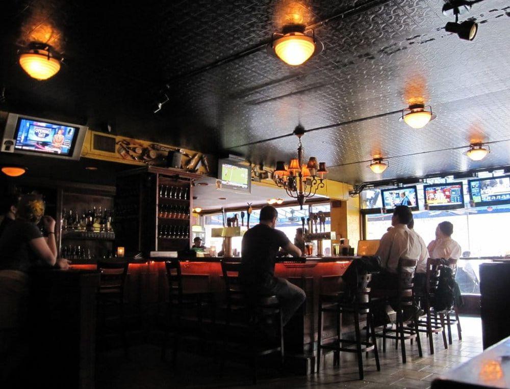 Ragtime VA bar