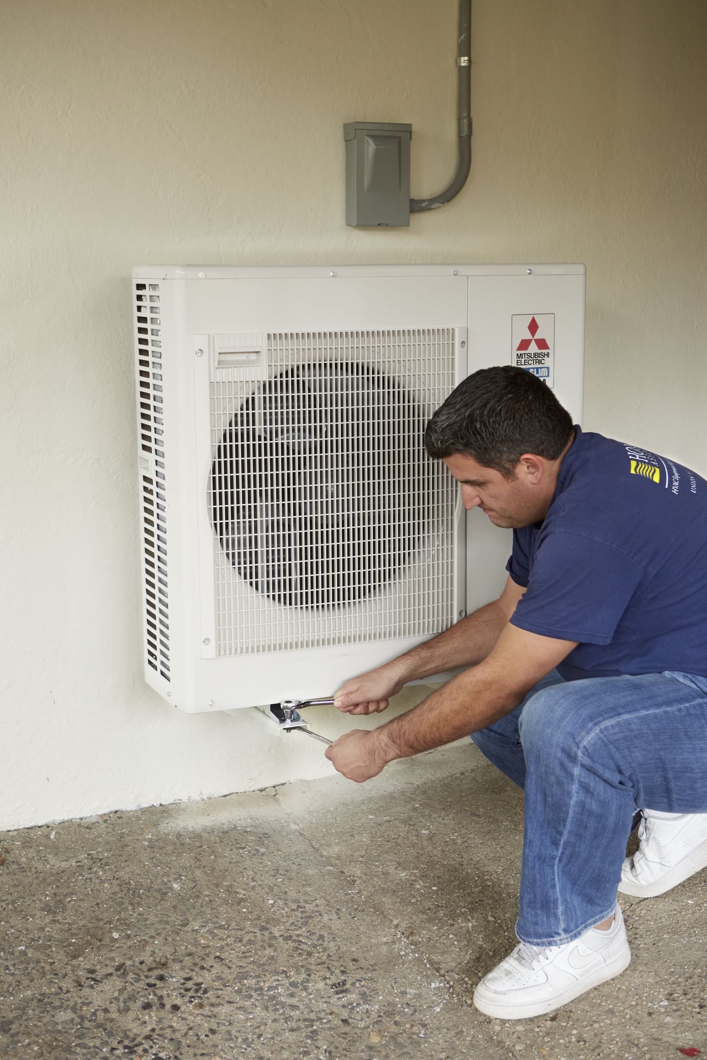 How To Install A Mini Split Ac Heat Pump This Old House