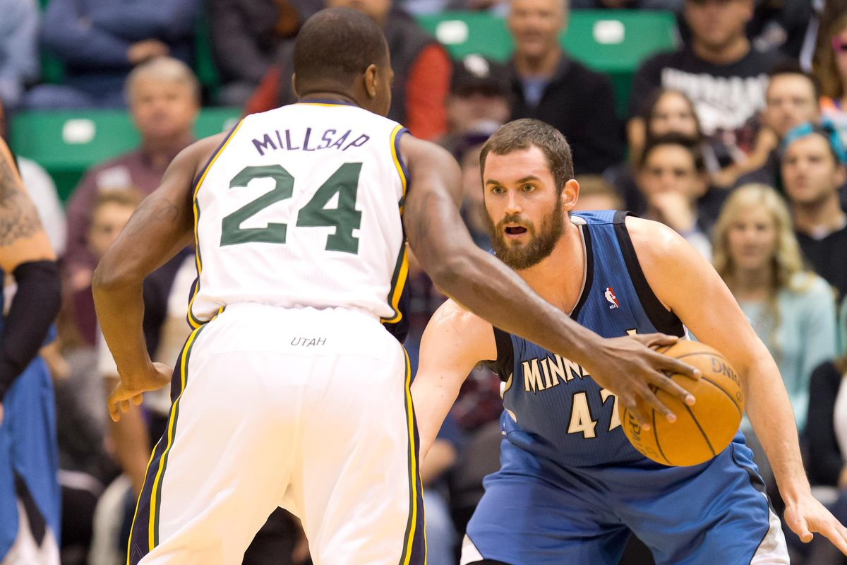 Millsap and Love to be teammates?