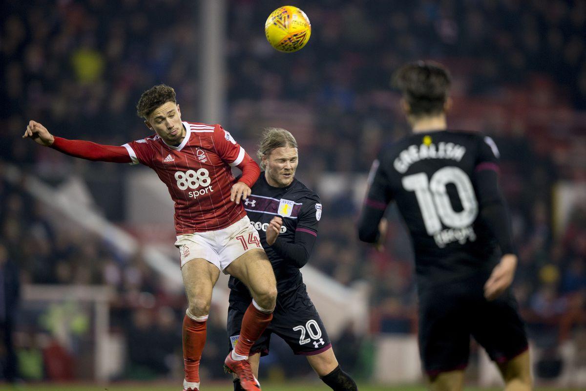 Nottingham Forest v Aston Villa - Sky Bet Championship