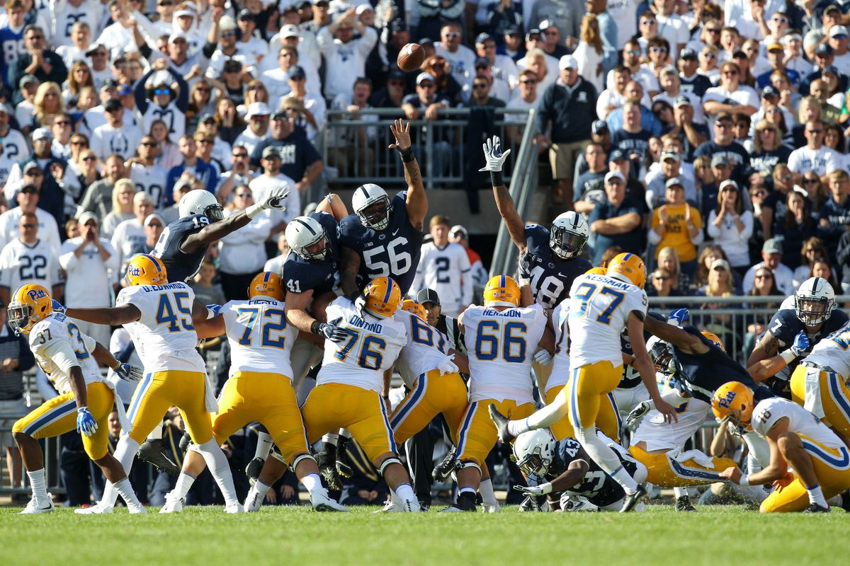 666f69f1 Pitt set to battle in-state rival Penn State on Saturday - Cardiac Hill