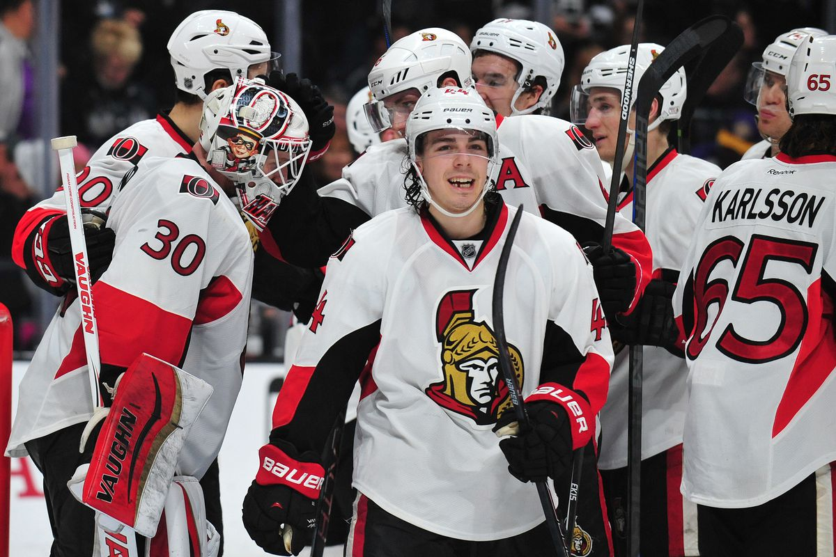 If you're happy and you know it, thank your goaltender