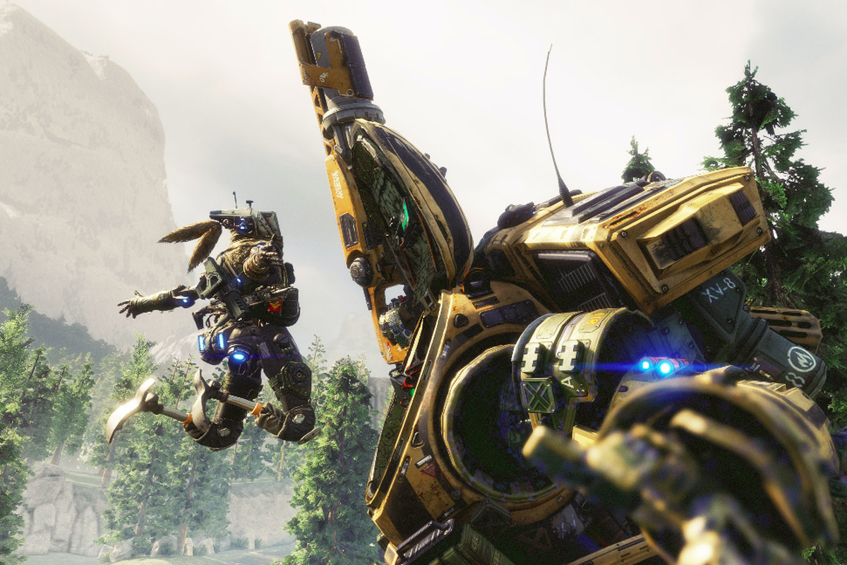 Titanfall 2 on PS4 Pro runs at higher resolution, more stable frame ...
