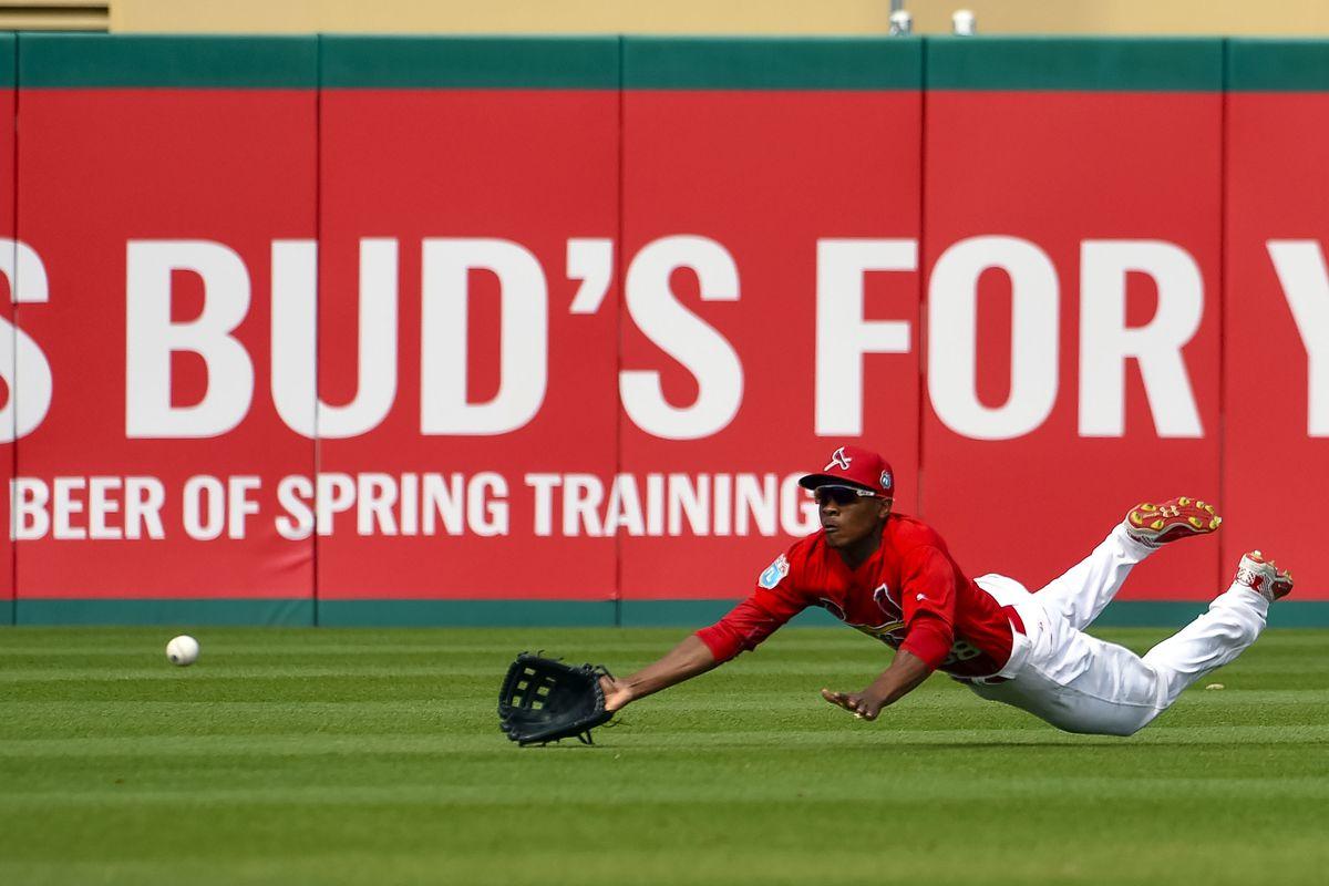 MLB: Spring Training-Boston Red Sox at St. Louis Cardinals