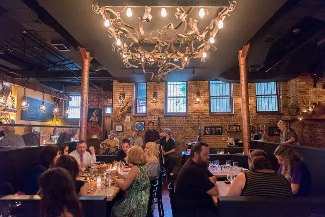 Where To Eat And Drink In Downtown Jersey City Eater Ny