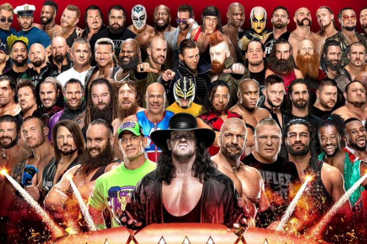 WWE Greatest Royal Rumble live stream: Results, recaps