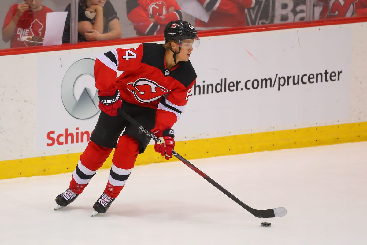 NHL: JUL 14 Devils Development Camp