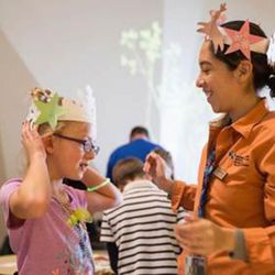 Noon Year's Eve at the Natural History Museum of Utah will be Dec. 31.