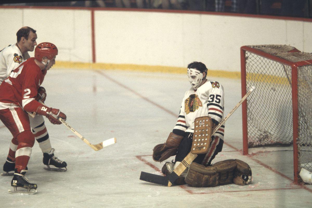 Chicago Blackhawks vs Detroit Red Wings, 1970 NHL Quarterfinals