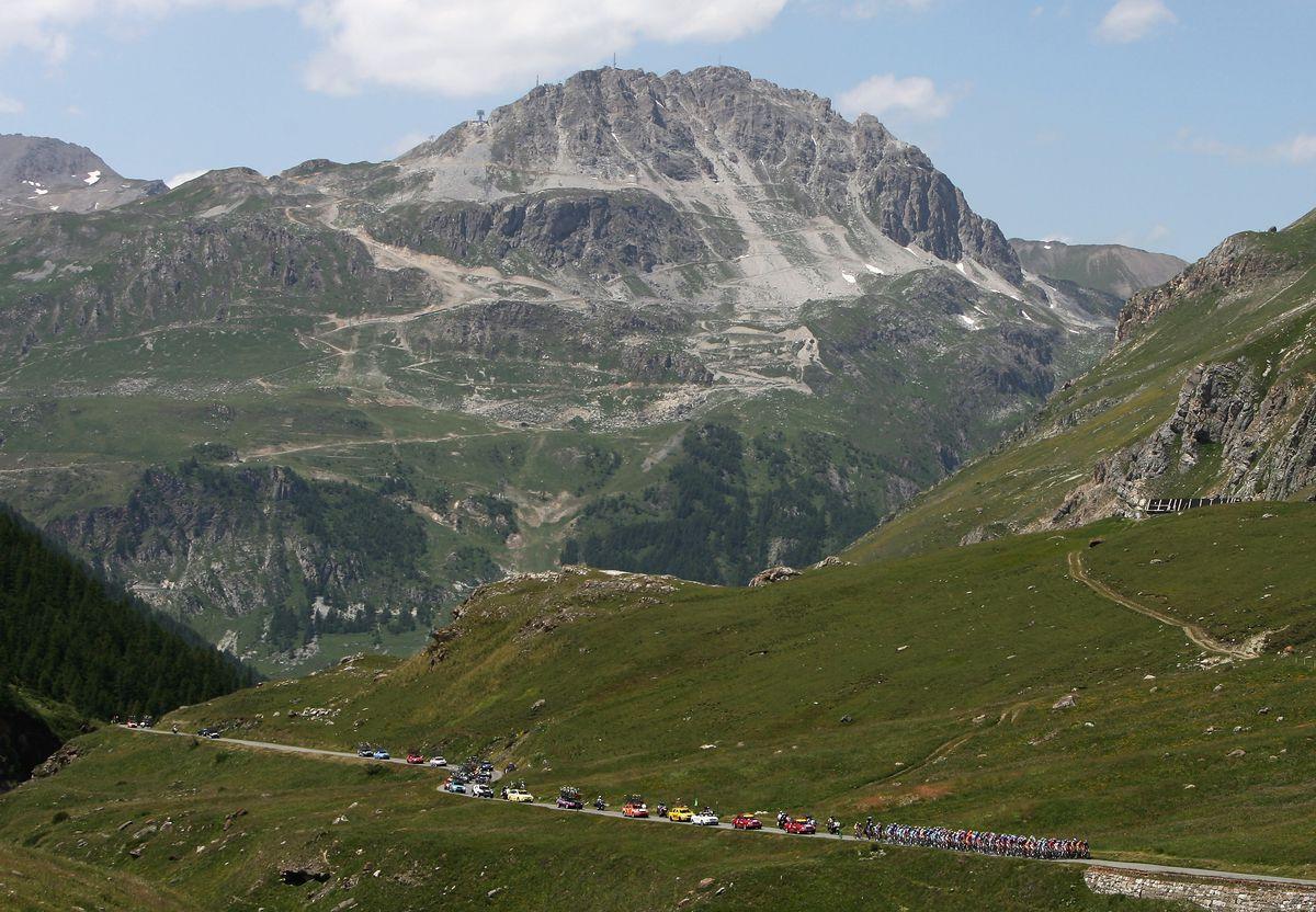 Tour de France - Stage Nine