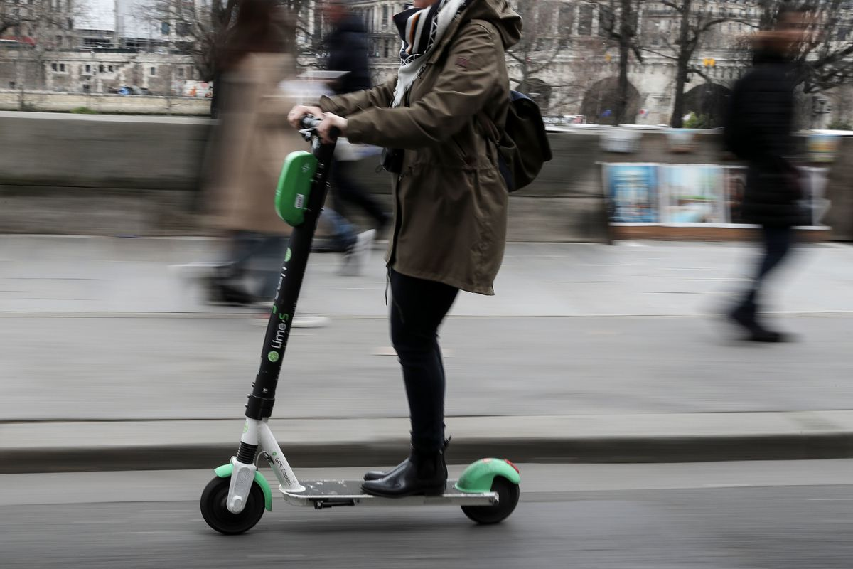 Why are there scooters in Chicago? Pilot program introduced in June