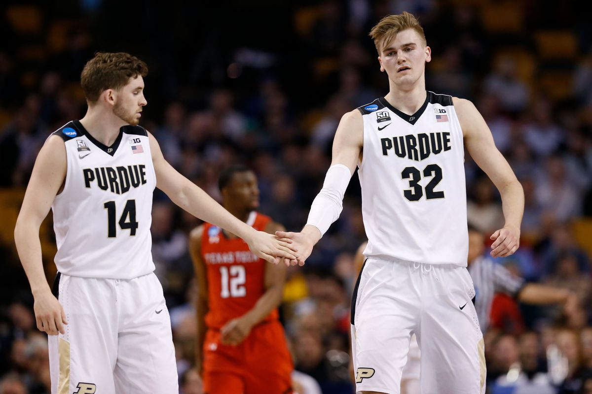 purchase cheap a72da 54a7b Purdue Men's Basketball Releases 2018-19 Non-Conference ...
