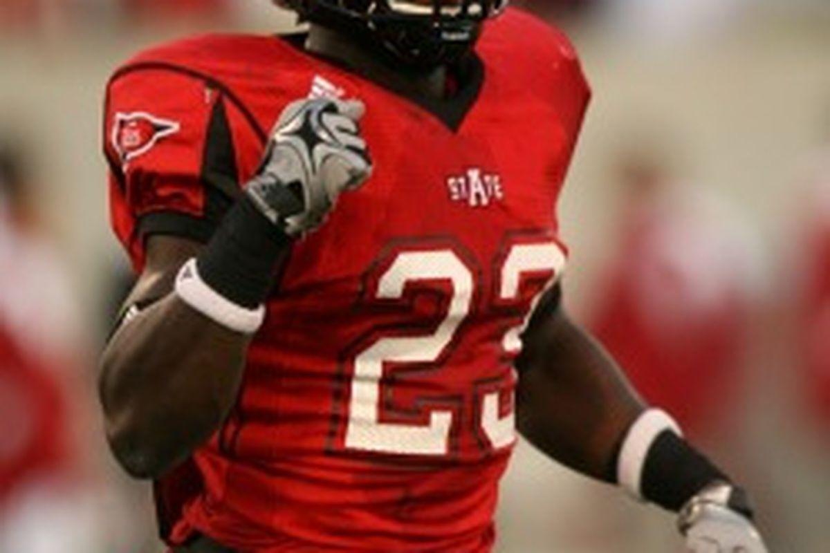 hot sale online df224 e5433 Scouting The Draft: Demario Davis, OLB, Arkansas State ...