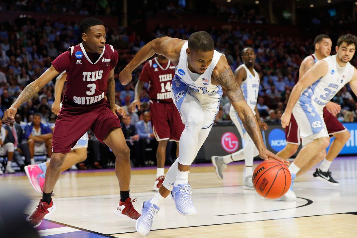 NCAA Basketball Tournament - First Round - Texas Southern v North Carolina