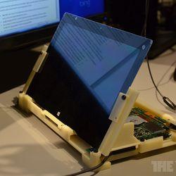 A desktop Surface