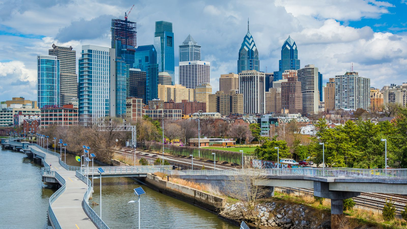 Philly S Skyline Has Room To Grow Compared To Rest Of U S