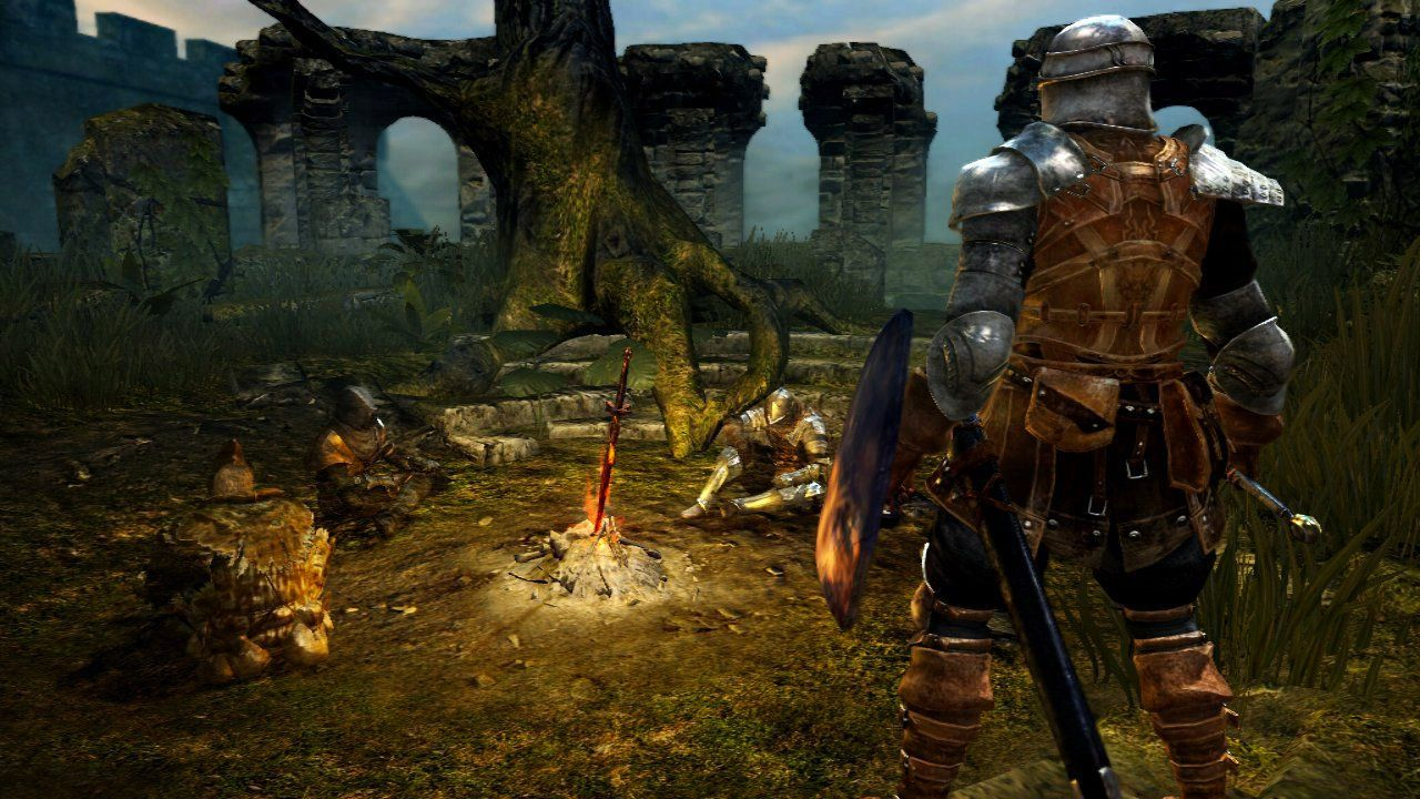 A Guide to Dark Souls' Plot (In Case You Missed It) | Polygon