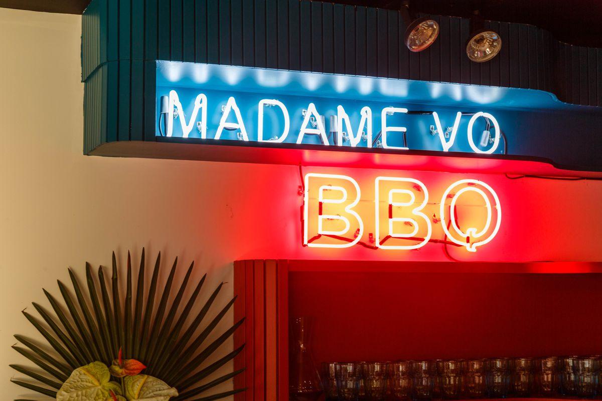 Madame Vo BBQ