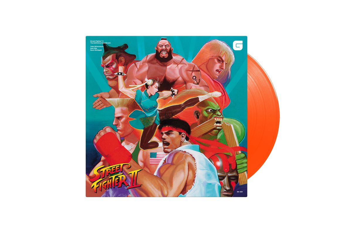 Street Fighter II is finally getting the remastered soundtrack that