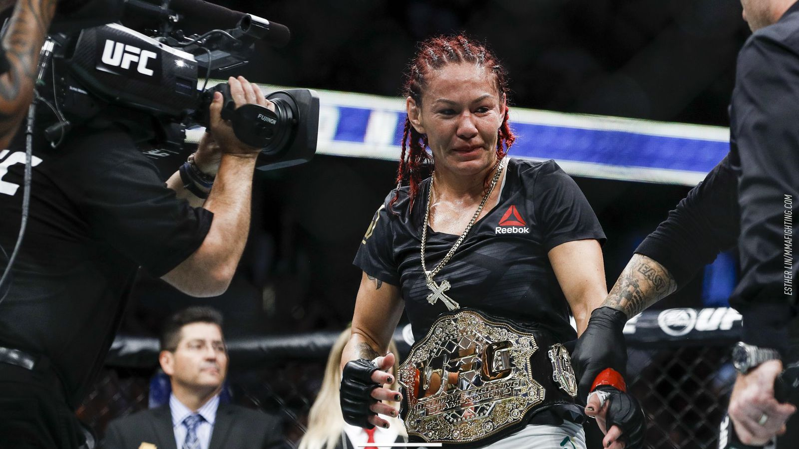 Cris Cyborg calls out Holly Holm for UFC 219 title bout in Las Vegas