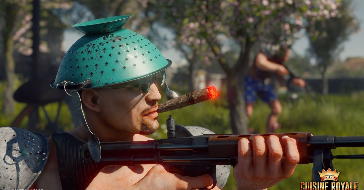 There's more to battle royale games than Fortnite and PUBG