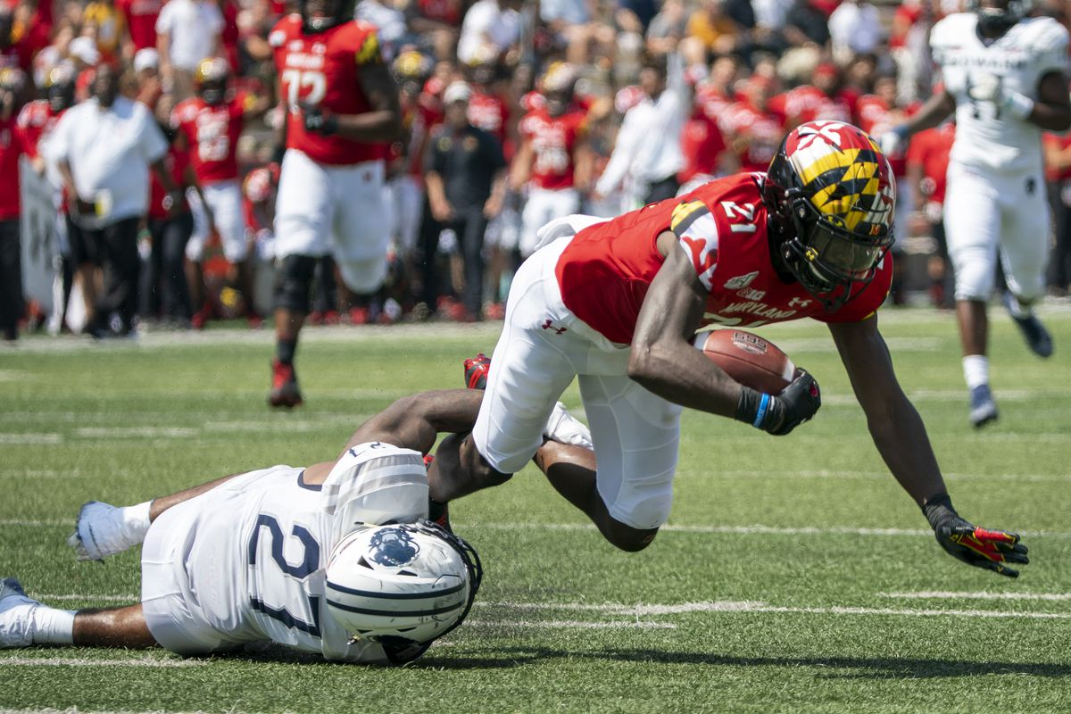 COLLEGE FOOTBALL: AUG 31 Howard at Maryland